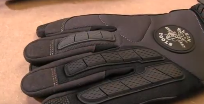 Journeyman- glove